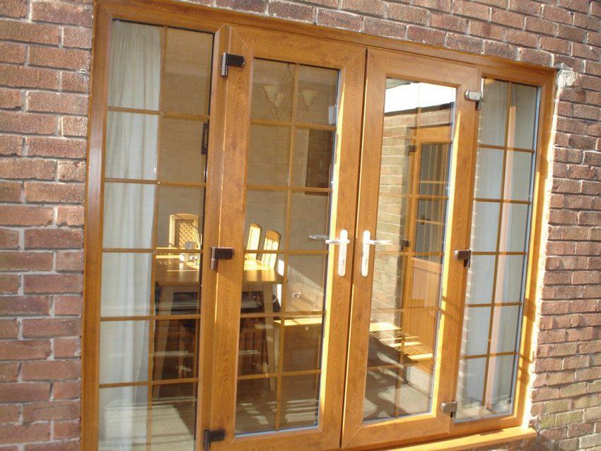 Oak French Doors Belfast Windows Amp Doors In Association